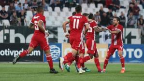 ЦСКА-София изпусна много, но би 10 от Локо Пд - реферът с голяма издънка (видео)