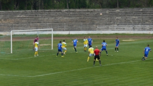 Добруджа почива на старта на втората фаза в Североизточната Трета лига