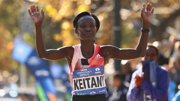 Кейтани се прецели в световния рекорд на маратона на Лондон