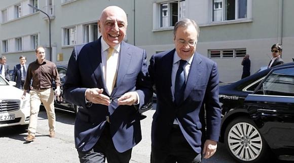 Флорентино Перес покани Галиани в Реал