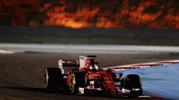 Фетел: Ниските температури в Сочи няма да попречат на Ферари