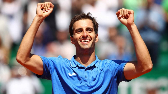 """""""Палачът на Мъри"""" е първият полуфиналист в Монте Карло"""