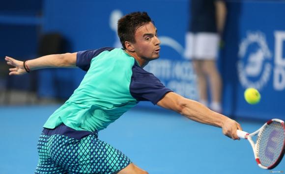 Кузманов отпадна на четвъртфиналите в Анталия