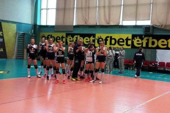 Волейболистките на Левски на финал