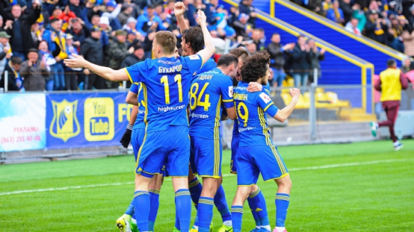 Ростов показа на Попето и компания, че е рано за празненства (видео)