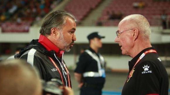 Тежка загуба за Ясен Петров в дербито на Пекин