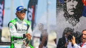 Андреас Микелсен е близо до ново състезателно място във WRC