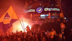 Четирима ранени полицаи и двама арестувани по време на безредици в Кипър