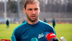 Иванович: Шевченко е моят идол, никога не съм си представял, че ще станем приятели