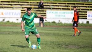 Иван Редовски на 36 години носи победа на Балкан