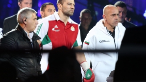 Тервел Пулев: Профи боксът и аматьорският са два различни спорта