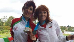Първи два медала за България от World Masters Games 2017