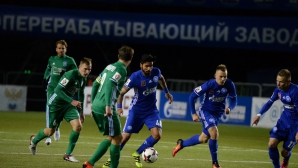 Благой Георгиев донесе победата на Оренбург при гостуването на Том