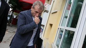 Гриша Ганчев: Гледах телевизиите, не успях да разбера, че играят ЦСКА - Лудогорец