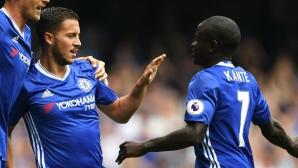 Азар: Канте трябва да бъде футболист на сезона