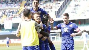 Торино нанесе пета поредна загуба на Киево