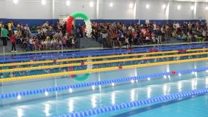 Пет рекорда бяха подобрени на турнир в Пловдив