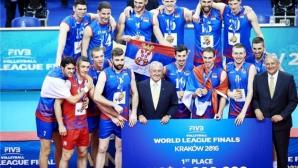 Сърбия с нови имена в Световната лига
