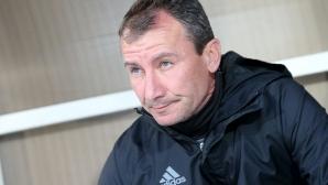 Стамен Белчев: Загубихме 2 точки, целта си остава второто място