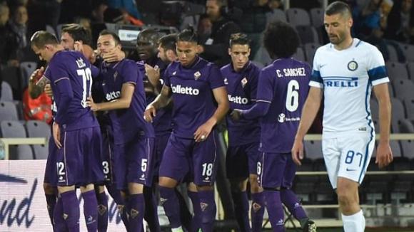 Футболистите на Интер на заточение в клубната база