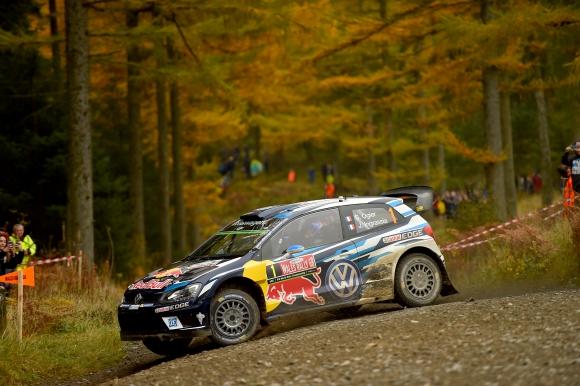 За първи път старият автомобил на Ожие от WRC попада в частни ръце