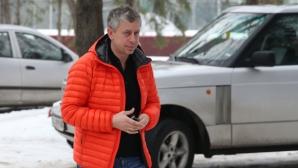 Шеф на ЦСКА-София нападна съдията, че свирил за Лудогорец - не пожела да коментира дузпата
