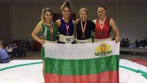 Българските сумисти с 13 медала на Европейското в Тбилиси