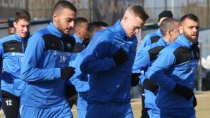 """Деян Иванов: Отдавна мечтаех да се върна на """"Герена"""" със синята фланелка (видео)"""