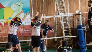 Plovdiv Volley спечели бронза във Volley Mania
