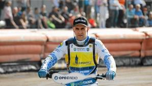 Световен шампион в спийдуея е в кома след тежка катастрофа