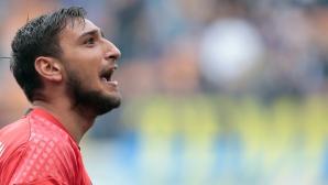 Шеф на Милан: Донарума иска да остане