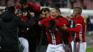 Паро критикува смените и играта на ЦСКА-София срещу Лудогорец