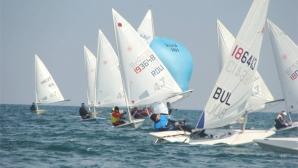 """250 ветроходци на старт в регатата """"Порт Бургас - Бургаска ветроходна седмица"""""""