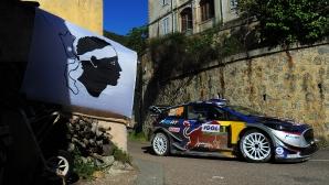 Ожие е готов за най-голямото си предизвикателство във WRC този сезон