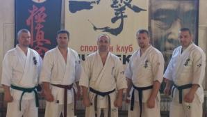 Българин с бронз от световното по карате киокушин в Токио