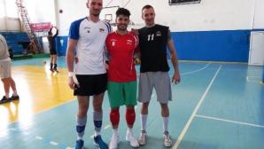 Волейболни звезди пропускат Купата на България