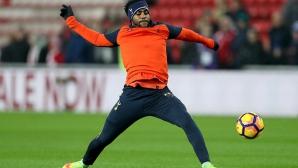 Дани Роуз с шанс да играе срещу Арсенал