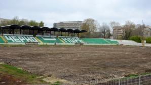 """Четири месеца по-късно: ремонтът на """"Тича"""" продължава"""