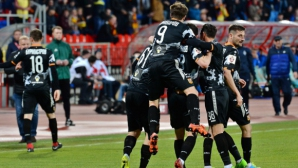 Арсенал (Тула) с важна победа, цял мач за Александров