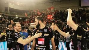 Цецо Соколов: Играхме на високо ниво с много малко грешки (видео)