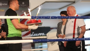 Вегнер: Имам една цел - Кубрат да е световен шампион (видео)