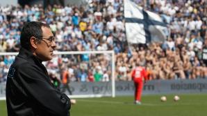 Шефът на италианския футбол иска Сари за национален селекционер