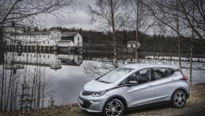 Opel Ampera-e: нов начин на шофиране
