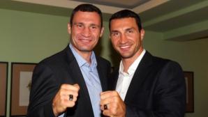 Виталий Кличко: Владимир ще нокаутира Джошуа до 10-ия рунд