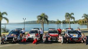 Най-силният старт на сезона във WRC от 30 години насам
