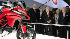 Volkswagen обмисля продажбата на Ducati