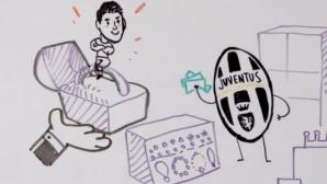 Животът на Дибала като комикс (видео)