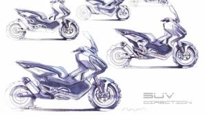 Новият Honda X-ADV среща света на изкуството
