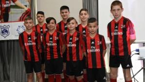 Три дни до края на промоционалния период за записване в Milan Junior Camp Бяла 2017