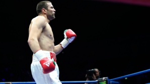 Тервел Пулев: Тактиката ми не беше да търся бърз нокаут